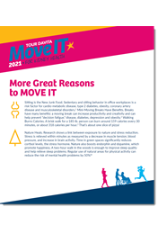 Healthy Reasons to Move It